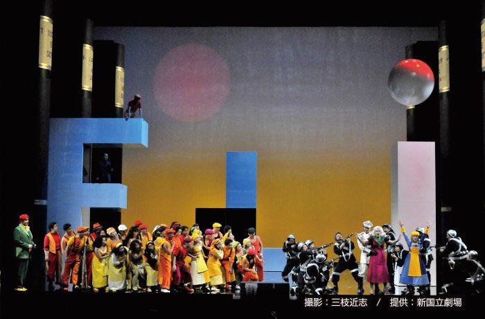 新国立劇場 オペラ「愛の妙薬」