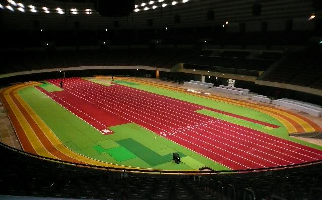 2015 日本ジュニア室内陸上 大阪大会