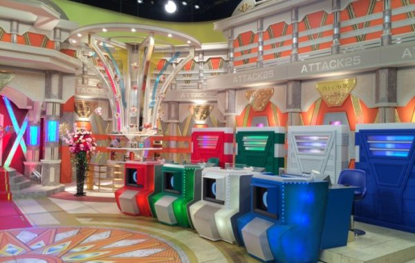 朝日放送テレビ「パネルクイズ アタック25」