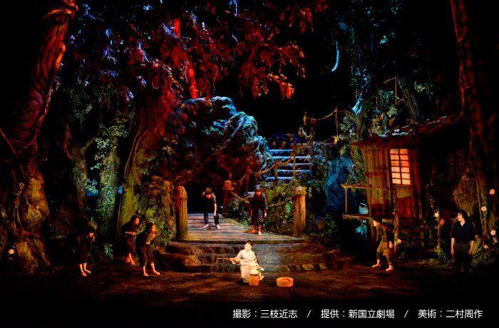 新国立劇場 オペラ「夜叉が池」2013年公演より