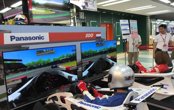 Panasonic 4K有機ELテレビ イベント